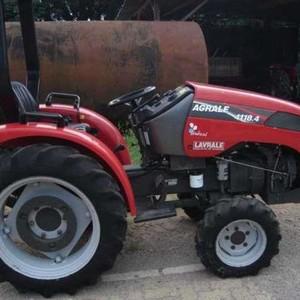Mini trator agrícola 4x4