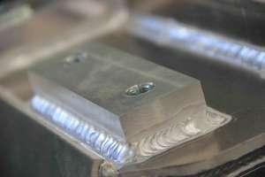 Soldagem em alumínio
